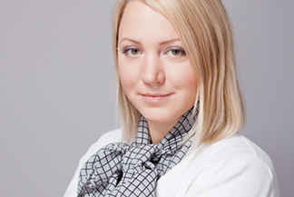 Ms. Marina Alekseeva  Chief Human Resources Officer